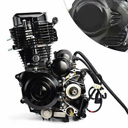 4-stroke 350cc Engine Motor Single Cylinder For Most Chinese 3 Wheel Motorcycle