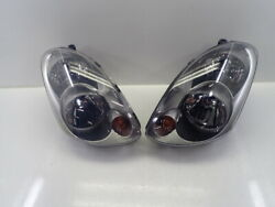 Nissan Skyline V35 250gtm Previous Xenon Hid Headlight Left And Right