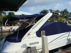 Boat Cockpit Cover Mooring Fit On Doral 310 Intrigue