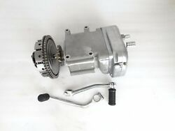 Four Speed Gear Box With Lever Suitable For Royal Enfield 350cc Re190 @pummy