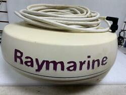 Raymarine 4kw 24 Radar Dome M92652-s With Cable