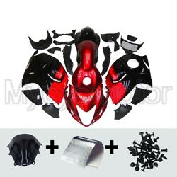 Motorcycle Abs Fairings Fit For Suzuki Gsxr1300 2008 09 10 - 2020 Red Black