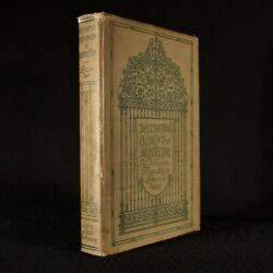 1917 Decorative Elements In Architecture Illustrated Scarce Cloth Dust Wrapper