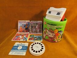 Vintage Gaf View-master Winnie The Pooh And His Friends Gift Pak