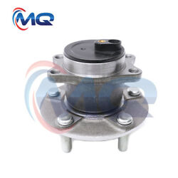 1 Rear Complete Wheel Hub And Bearing For Chrysler Dodge Jeep W/ Abs Fwd 512332