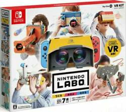 Nintendo Labo Toy Con 04vr Kit /switch /hacradfxa /a from Japan