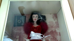 Franklin Mint Gone With The Wind 16 Scarlett Oand039hara Red Dress Doll Nrfb