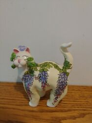 2004 WhimsiClay Amy Lacombe quot;Wisteriaquot; Figurine 86138