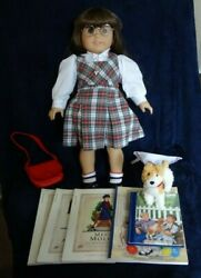 Vintage American Girl Doll Molly With Accessories- Pleasant Company