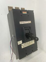 Westinghouse Pcf32000wk 2000a Molded Case Switch W/ Aux 480/600v 3p 2000 Amp