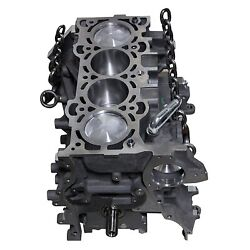 Genuine Ford Short Block Cp9z-6009-a