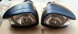 Nordic N500 Led Headlights Snow Plow Tractor Heavy Construction Equipment 24v