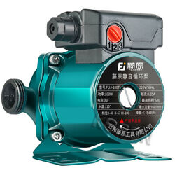 220v Silent 3-speed Domestic Hot Water Circulation Pump For Boiler/floor Heating