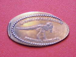 Museum Of The Rockies Bozeman, Montana On Old Cu/zn Cent B16/204