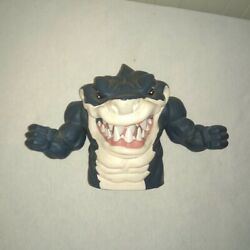 Street Sharks - Hand Shark Ripster - Mattel Vintage Perfect Toy No Defects