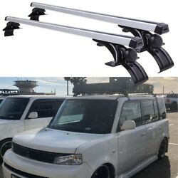For Scion Xb 48 120cm Car Top Roof Rack Cross Bar Cargo Bicycle Luggage Carrier