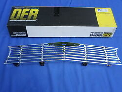 New 1961 Chevrolet Impala Front Lower Grill Oer Gm Licensed Parts