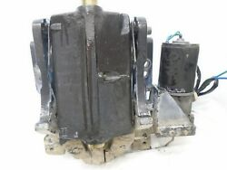 1991 Force 507f91c 50hp Power Tilt Trim Assy 2-wire F5h264 Tested Outboard Motor