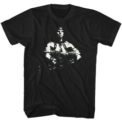 Conan The Barbarian Classic Movie Sitting Indian Style Menand039s T-shirt