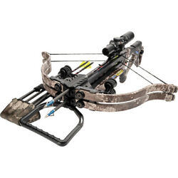 Excalibur Twinstrike Crossbow Package Strata With Overwatch Scope
