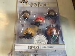Harry Potter Wizards Collection Toppers