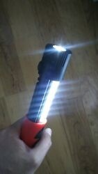 Snap-on Led Extendable Light Uses 2 Aaa Batteries Included Tested 870924