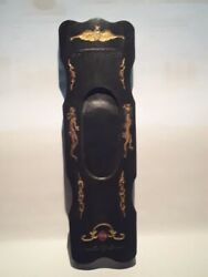 Chinese Guqin Shaped Ink Cake Or Stick
