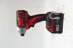 Milwaukee 2656-20 M18 18v 1/4 Inch Lithium Ion Hex Impact Driver