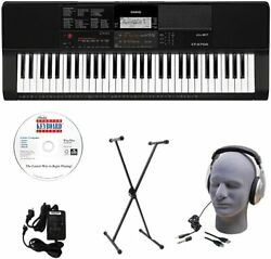 Casio Ct-x700 Edp Educational Keyboard Pack With Power Supply, Stand, Headphones