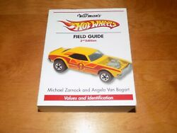 Warman's Hot Wheels Field Guide Values And Identification Car Collector Book