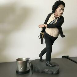 Leatherface The Texas Chainsaw Figure Premium Figure Sideshow Limited Edition