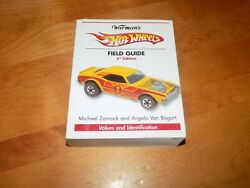 Warman's Hot Wheels Field Guide Values And Identification Car Collector Ln Book