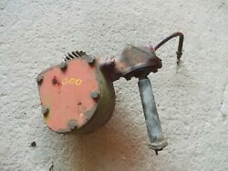 Farmall 300 Rc Ih Tractor Original Engine Motor Governor Assembly W/ Straw Tube