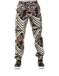 Play Cloths Mens Deep Forest Compression Cargo Pants Size 40w 31l