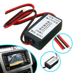 12v Dc Power Relay Capacitor Filter Rectifier Fits Car Rear View Backup Cam Z