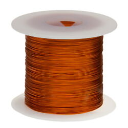 16 Awg Gauge Enameled Copper Magnet Wire 2.5 Lbs 314' Length 0.0545 240c Nat