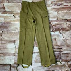 70s 80s Russian Army Soviet Union Afghan Cargo Underpants Military Work