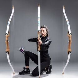 Take Down Recurve Bow Archery Lovers Outdoor Hunting Target Shooting Unisex