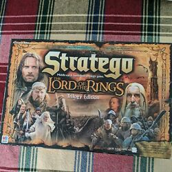Stratego Lord Of The Rings Trilogy Edition 100 Complete