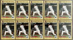 10 Wade Boggs 2021 Topps Now Turn Back The Clock 118 Tampa Bay Devil Rays Lot