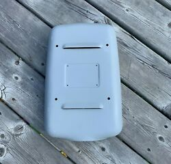 Original Eco Air Meter Tireflator Model 97 Rear Housing Cover Ready For Paint