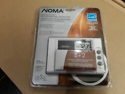 Noma Programmable Thermostat. 5 + 2. Heating / Cooling. Energy Star