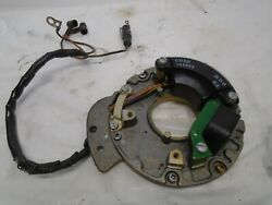 1989 Johnson J10rlces 9.9hp Magneto Plate Assy 583285 583667 Outboard Boat Motor