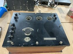 Western Electric | 7a Tube Amplifier