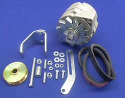 1 Wire Deluxe Alternator Kit Fits Lincoln Sa 200 250 Redface Shorthood W/ 5/8