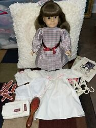 American Girl Pleasant Company Germany White Body Samantha Excellent Girl Brown