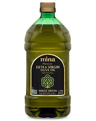 Mina Extra Virgin Olive Oil Single Origin Cold Extracted Moroccan Olive Oil Andndash
