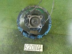 Nissan Ud Condor 2006 Rear Rigid Differential Assembly 38300z5414 [pa24708425]