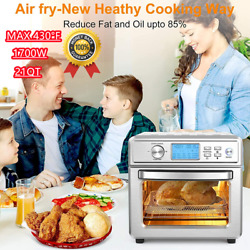 Large Air Fryer 5.3-21qt Temperature Control Cooker|muti-functional Toaster-