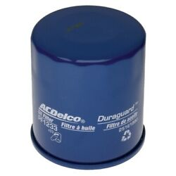 Pf1233 Ac Delco Oil Filter New For Chevy Toyota Camry Corolla Nissan Sentra Rav4